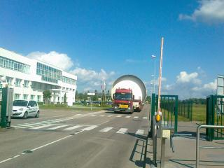 Transport Marckolsheim