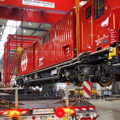 BIGtruck Zwaartranport - Als een trein! HLS Transport